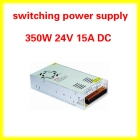 350W 24V 15A DC LED switching power supply S-350-24