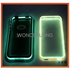 Luminous Fluorescent Bumper Skin Frame Case For G 4th 4nd