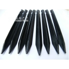 Free Shipping High Quality Aluminium Alloy Tent Peg Tent Stake Tent Nail Black