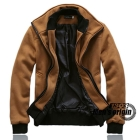 free shipping brand new men's Thickening knitting coat clothing size M L XL XXL 7