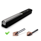 EMS Free Shipping!! Wireless Mini Portable push-button scanner SkyPix TSN410 support TF card memory storage