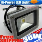 Waterproof Outside 30W LED Light HighPower Flood&Wash Light Lamp  Warm  White