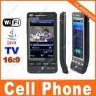 WG3 Cell .2''  Screen TV WIFI Java Dual SIM