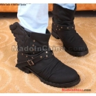 2011 new winter strap rivets angel wings wings short boots locomotive boots female