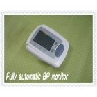 Free shipping upperarm blood pressure monitor LCD display family use
