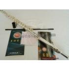 16 keys silver plated flute obturator C E key split tone