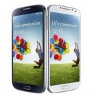 100% same S4 I9500 Andriod 4.1 dual core 3G phone MTK6577 4GB 8MP Single SIM Cell phone logo