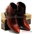 New winter han edition of England tide pointed business men's boots male boots fashionable boots boots men's shoes