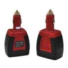 Power Inverter Adapter New 75W 12V DC To AC 110V/220V Power Inverter Car Adapter USB 5V 20pcs Free shipping