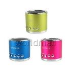 100pcs Free shipping Music Speaker Mini Multimedia Portable Micro SD Card Loud Speaker Loudspeaker MP3 Player