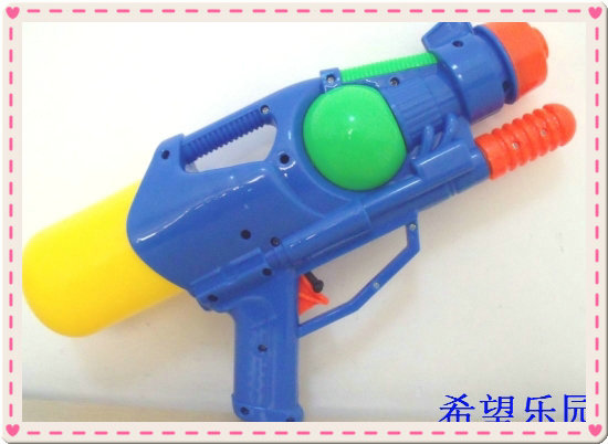 Toy Water Gun Double Water Jet Plastic Water Gun