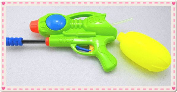 how to build a air pressured water toy