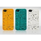 30pcs free Shipping case For ifit   Avant-garde Blossom+1pcs screen protec