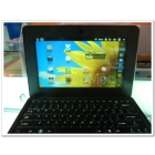 Best selling fashionable 10 inch android 2.2 Laptop VIA8650 flash 10.1 wifi mini laptops pc N103