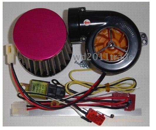 Electric supercharger kit136 - al por mayor Electric supercharger