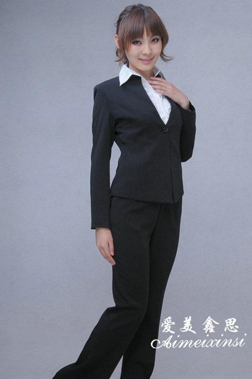 Womens Tuxedo Pant Suit 6p