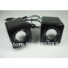 High quality  mini pc speaker, computer speaker mobile phone speaker, multimedia speakers MP3 speaker box Christmas Gifts Free shipping