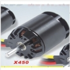 F03107 X450 4000kv Brushless Motor KV4000 For Trex 450 RC helicopter V2 Sport  Fbl DFC +Free shipping