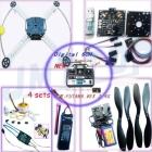 F02113-A RC QuadCopter UFO 4 ARF/Kit RTF:V5.5 Program Circuitboard+A2212 Motor+ESC+Lipo+ Tarot SK450 Frame+Propeller