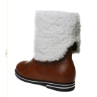 2011 autumn/winter female boots with beef tendon, wear-resisting warm snow boots Y023 motorcycle boots