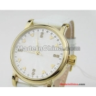 Free shipping the men and women of neutral watch set auger personality wrist watch