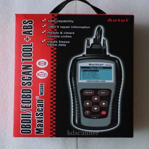 MaxiScan MS609 diagnostic GM Honda – Wholesale MaxiScan MS609