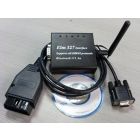 10 pcs ELM 327 bluetooth BT ELM327 OBD2 obdii ELM 327 CAN-BUS can work on mobile Car diagnostic cable DHL free shipping