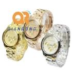 Christmas gift 1pcs Hotest M michael Wrist Watch Stainless K Steel fashion kors Women's  Watch+Janpan Quartz Movement free shipping