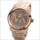 2013 New Arriva  Watch Rose Gold For Women Black Men Fashion Diamond Wristwatch Janpan Quartz 4Colors