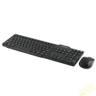 free shipping-2.4Ghz wireless ultra-thin keyboard and  mouse combs