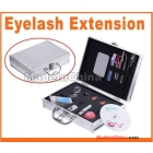 False Eye Lash Eyelash Eyelashes Extension Kit Full Set with Case, Free Shipping, Dropshipping