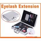 False Eye Lash Eyelash Eyelashes Extension Kit Full Set with Case, Free Shipping, Dropshipping