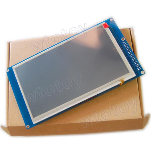 "7/"" inch TFT LCD module 800x480 SSD1963 w//touchpad PWM arduino AVR STM32 ARM"