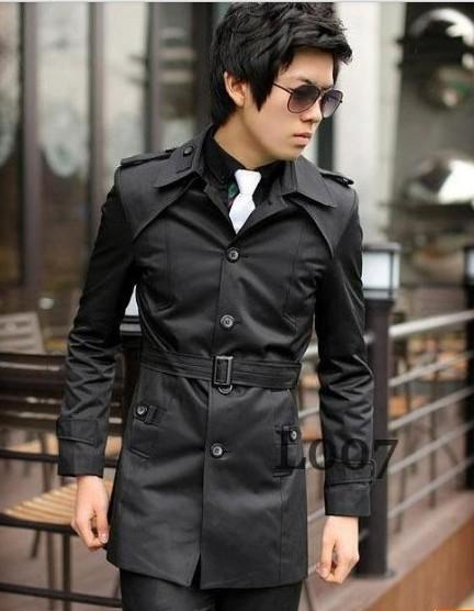 Maxi dress smart casual men