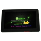 7 inch capacitive  all [deluxe bath-tub function (5 points ) BOXCHIP A13 Cortex a8 8 G 512 M