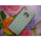 4G  Cell Phone Case / veneer of leather cell phone case /Flower clock protection phone case / sleeve shell