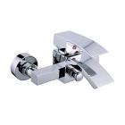 free shipping Single Handle  Wall-mount Bathtub Faucet