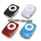 10x Fashion Clip USB Mini Digital MP3 Music Player X'mas Support 1 - 8GB TF Micro SD