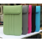 11 inch Tablet PC Laptop Notebook Sleeve Reversible Soft Case Cover Bag Five Colors to Choose