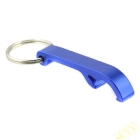 2-in-1 Lovely Design Handy Aluminum Bottle Opener Keychain Novelty -Random
