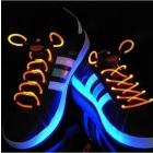 LED flashing shoelace, Light up shoelaces shoe s, Laser shoelaces, Colorful fashion led shoelace 25pairs/lot