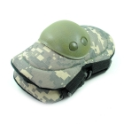 CAMOUFLAGE kneecap Elbow protective gear Combination hunting tools/new arrival