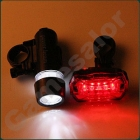 Bicycle LED Light Set /outdoor light/bicycle headlights/bicycle backlights/cool lights