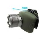 ZOOM FOCUS LED HEAD LAMP LIGHT  5W