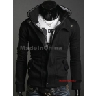 hot sale free shipping new Men's Even cap long-sleeved cardigan garments jacket size M L XL XXL H1