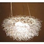 Free Shipping Wholesales Bird Nest Light Chandelier pendant lamp residential lighting