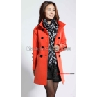 Ha Korea qiu dong outfit new increase women's clothing material from long coat? In NeZi NeDaYi 616