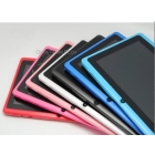 Q88 thin 7 inch tablet computer 5 capacitive screen new records A13 Android 4 lowest entire network