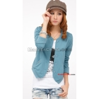 New women's clothing to prevent bask in han edition chun xia who long-sleeved cardigan thin paragraph small short coat