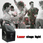 Guranteed 100% Mini laser laser stage lighting TD-GS-11 for Christmas party + free shipping